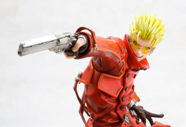 Preview | Kotobukiya: Vash The Stampede (9)