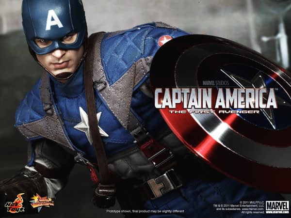 Preview   Hot Toys: Captain America (15)