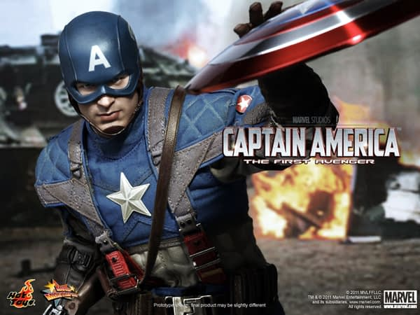Preview   Hot Toys: Captain America (17)