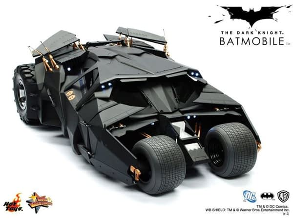 Preview | Hot Toys: Batmobile (Re-Launch) (3)