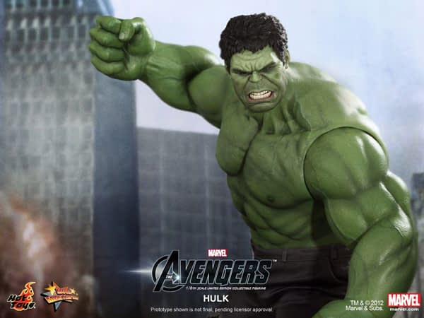 Preview   Hot Toys: Hulk (15)