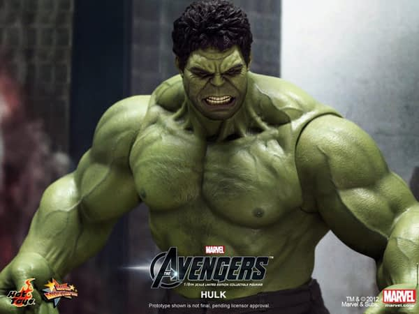 Preview   Hot Toys: Hulk (13)