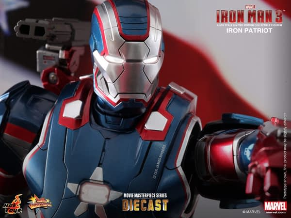 Preview | Hot Toys: Iron Patriot (DIECAST) (11)