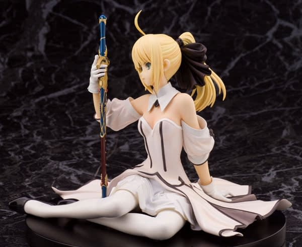 Preview   Alphamax: Saber Lily (5)