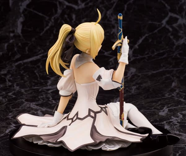 Preview   Alphamax: Saber Lily (3)