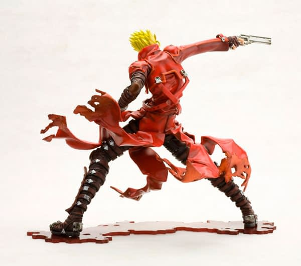 Preview | Kotobukiya: Vash The Stampede (2)