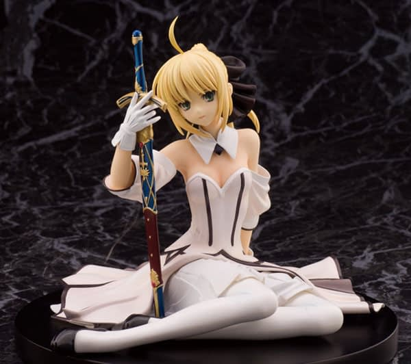 Preview   Alphamax: Saber Lily (2)