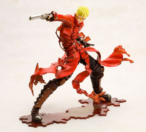 Preview | Kotobukiya: Vash The Stampede (8)