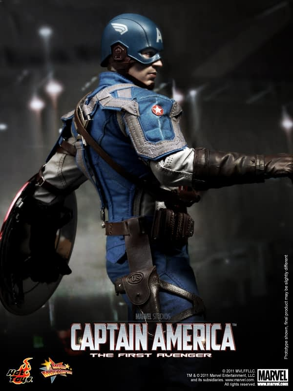 Preview   Hot Toys: Captain America (4)