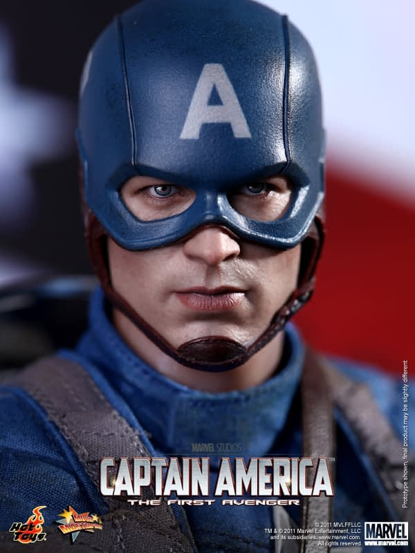 Preview   Hot Toys: Captain America (3)