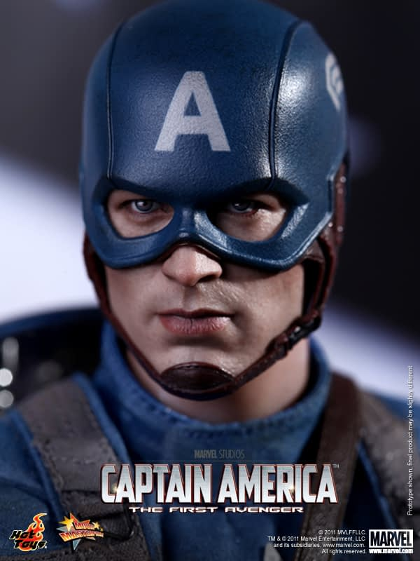 Preview   Hot Toys: Captain America (2)