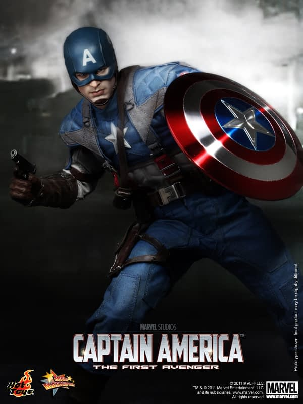 Preview   Hot Toys: Captain America (6)