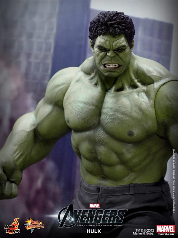 Preview   Hot Toys: Hulk (12)
