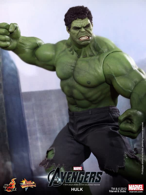 Preview   Hot Toys: Hulk (11)