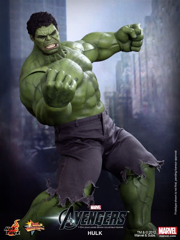 Preview   Hot Toys: Hulk (10)