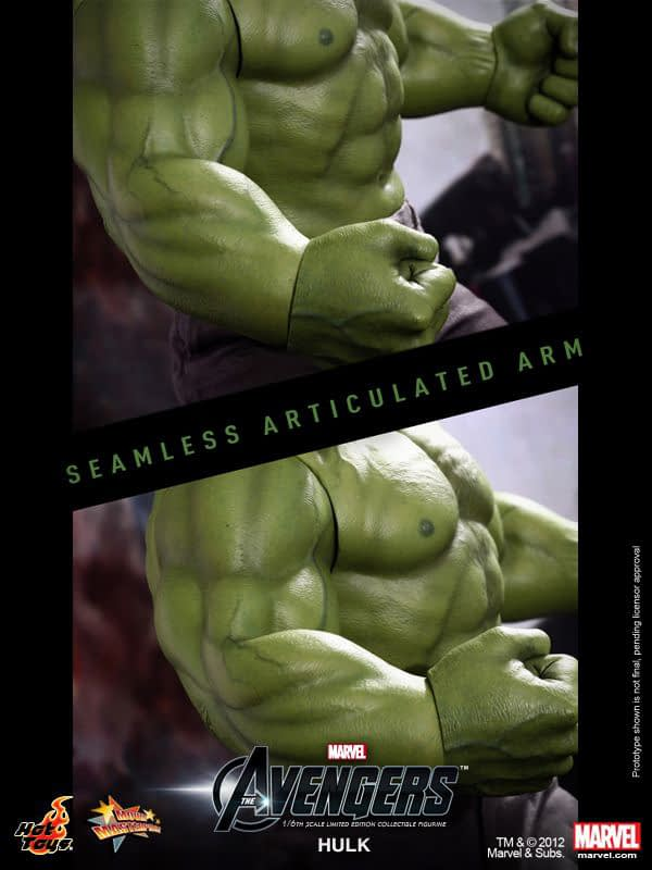 Preview   Hot Toys: Hulk (6)