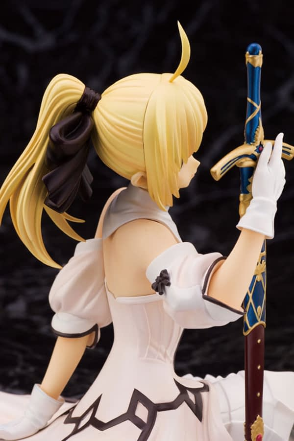 Preview   Alphamax: Saber Lily (9)